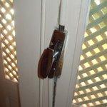 faulty door handles