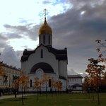 Храм Александра Невского в Балашихе
