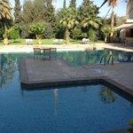 photo piscine le 11/9/2014 au matin