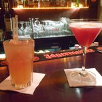 Enjoyable cocktails