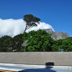 Table Mountain, from the bar balcony