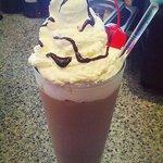 Chocolate Milkshake ;)