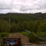 The 1st Zip Line - one of Scotland's biggest...