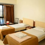 A. C. & Non. A. C. Deluxe rooms with all modern amenities.