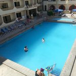 San Anton swimming pool