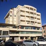 Hotel Astor Viareggio July 2014 on my return 2nd visit