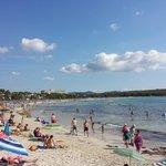 S'Illot beach