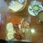 Full breakfast @ Granny's