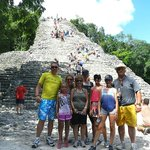 Our family in COBA 2014