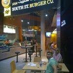 Bilde fra South St Burger