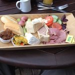 My ploughmans, 11 sept 2014