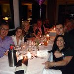 The family at Mother in Laws 70th!!!! ������������