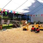 The Beach garden