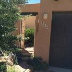 Casa Cuma: Entry to Casa de Vistas Suite