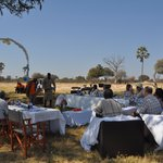 Wedding in Hwange