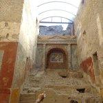 pompeya Baños termales