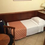 Room 106, a single room