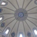 Simply-adorned dome