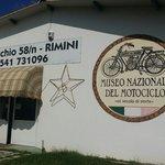 La patria e la storia della motocicletta!!