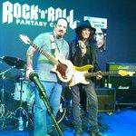 Me and Joe Perry of Aerosmith