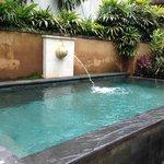 Private Pool in Sunga Pool Villa