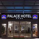 Foto de BEST WESTERN Palace Hotel
