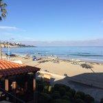 View to the La Jolla Cove