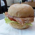 Jason Cafe - Pork Bun
