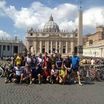 Francigena - Arrivo a Roma - San Pietro