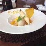 My Divine Oasis - a signature dessert