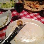 mmmm empty plate !!!