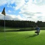 Stunning mountaintop golf course
