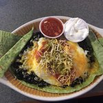 Huevos Rancheros - beautiful and delicious!