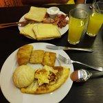 colazione ottima
