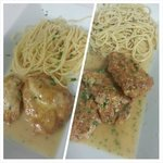 Famous Chicken & Veal Francese !