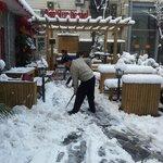 Winter at Sanlitun