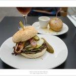 Foto van Ellis Gourmet Burger Gent