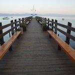 Gar Woods Pier