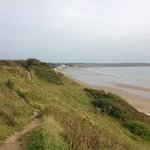 lovely beach at primrose valley filey