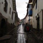 calles de cusco