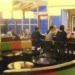 Salão de Café de Manhã