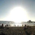 panorama manhattan beach