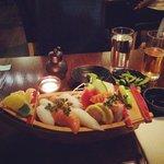 여기 진짜 맛있어요! 한국분들 깔끔한 스시 드시려면 오세요 ㅋ sushi is amazing!!