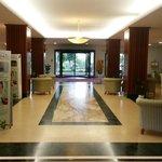 Hall dell'albergo