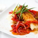 Crispy Fish with Hot Sweet Chili Sauce