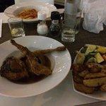 Coniglio e ravioli rigorosamente cucinati alla maltese