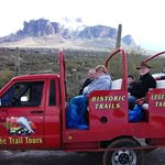 Tours offered all year round