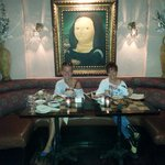 Last dinner in Iguana .