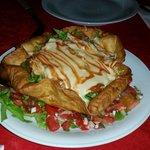 Mexican Ensalada (Chicken)
