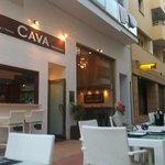 Cava restaurant, Moraira